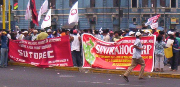 Peru Social Movements