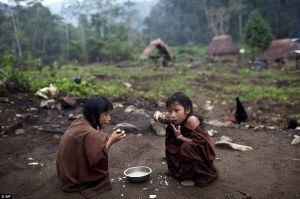 ashaninka kids